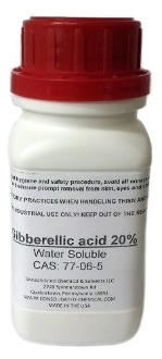 Gibberellic Acid 20% Powder (Water Soluble)