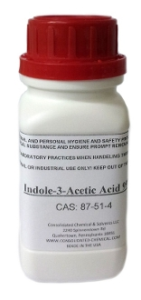 Indole-3-acetic Acid 99% High Purity Tamper Sealed