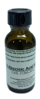 S-Abscisic Acid 10%  High Purity 5g Amber Glass Vial