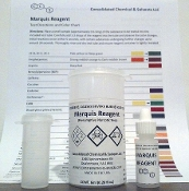 Marquis Reagent Presumptive Test 6ml
