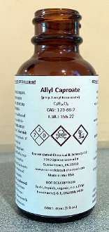 Allyl Caproate High Purity Aroma Compound 30ml