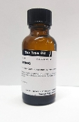 Tea Tree Essential Oil 100% Pure 30ml