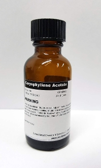 Caryophyllene Acetate Natural Fragrance/Aroma Compound 30mL