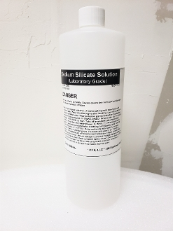 Sodium Silicate 40% Solution 1000mL